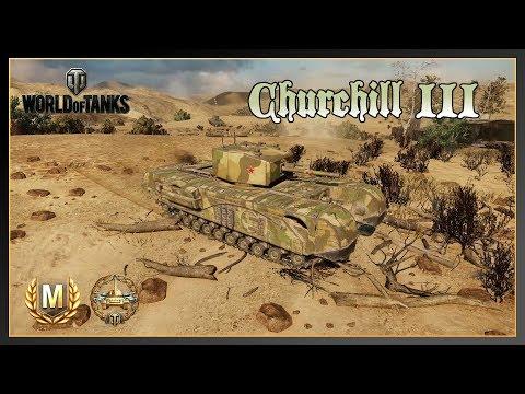 World of Tanks // Churchill III // Ace Tanker // High Caliber // Xbox One