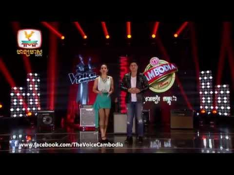 The Voice Cambodia - Live Show - Team Kanha