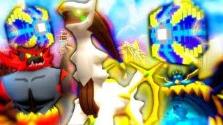 "Minecraft Pixelmon LUCKY BLOCK Adventure - ""ARCEUS ACROPOLIS!"" (Minecraft Pokemon Mod)"
