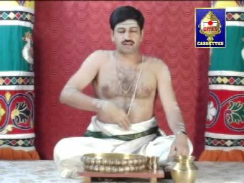 Sandhyavandhanam Evening (yajur Vedham) video