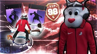 I USED THE BEST BUILD in NBA 2K19 - 98 OVR Sharpshooting Playmaker - NBA2K19