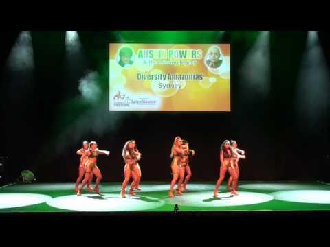 Sydney Latin Festival 2017 - DIVERSITY AMAZONIAS