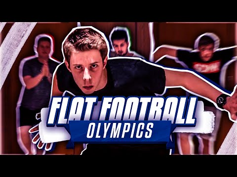 CRAZY HOUSE FOOTBALL OLYMPICS