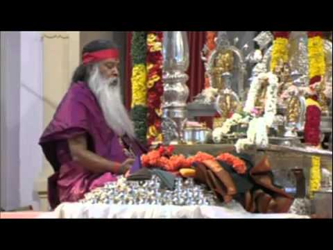 Lalitha Trishati Stotra By Hh Sri Balaswamiji video