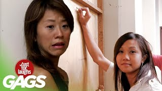 Haunted Art Gallery - Just For Laughs Gags