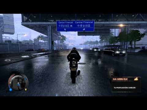 Sleeping Dogs Gameplay GTS 250