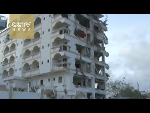 Chinese analyst says Somalia hotel attack not targeted at any specific country