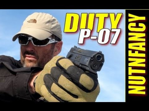 CZ P-07 Duty review by Nutnfancy