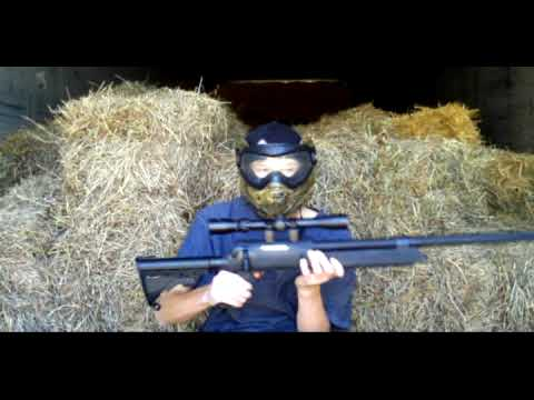 WELL MB06 Airsoft Sniper Rifle Review