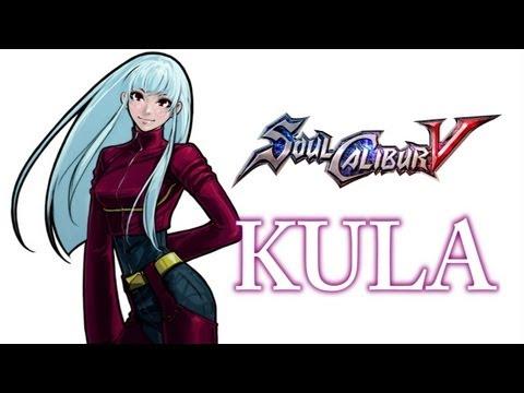 SoulCalibur V Create A Soul - Kula (KOF)