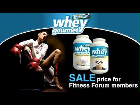 Fitness Forum - Whey Gourmet