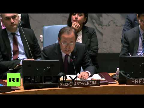 "UN: ""Yemen is collapsing before our eyes"" - Ban Ki-moon"