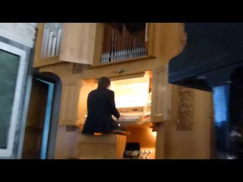 Бах Иоганн Себастьян - BWV 917 - Фантазия (соль минор)