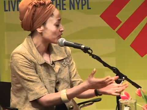 Conversations in the Library: Zadie Smith & Kurt Andersen