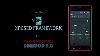 Install Xposed Framework in Lollipop/Marshmallow by GeekStreet
