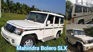 Used Mahindra Bolero slx  model car for sale in Tamilnadu