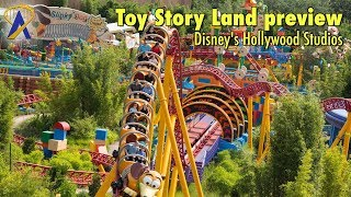 First look inside Toy Story Land at Disney's Hollywood Studios