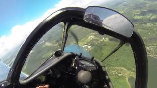 P-51D Mustang - Part 3 / In Flight - Kermie Cam