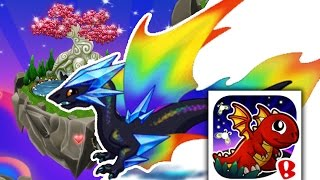 How to Breed Prism Dragon 100% Real! DragonVale! (Rainbow-type Dragon)