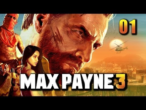 Max Payne 3 - (#1) Krew, pot i w&#243;da