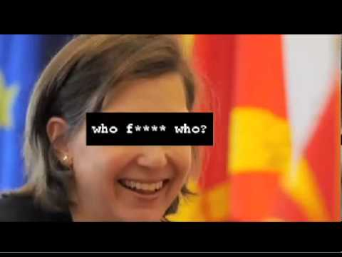 """Fuck the EU! - Exactly!"" - Victoria Nuland & Geoffrey Pyatt REMIX by 20goto10"