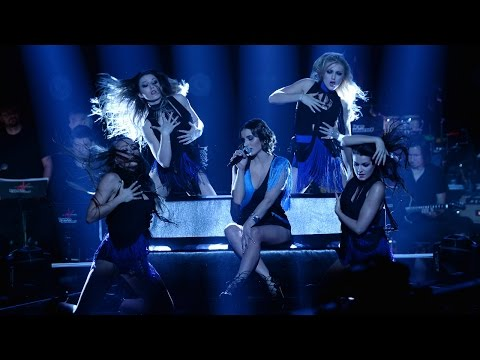 "The Voice of Poland VI – Ana Andrzejewska –  ""Crazy in love"" – Live"