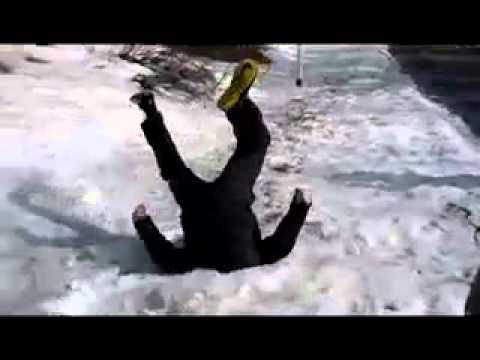 Chuscos - Salto de cabeza a la nieve