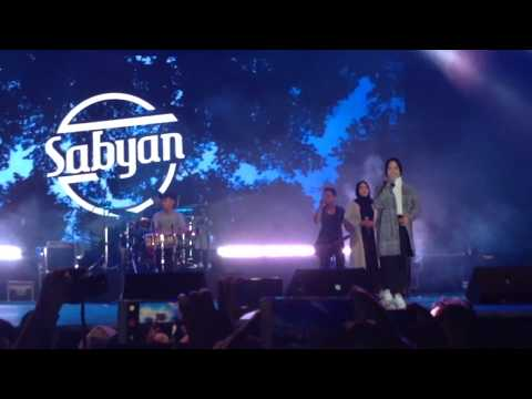 SABYAN GAMBUS - AHMAD YA HABIBI At ( BATU LICIN 01-08-2018)