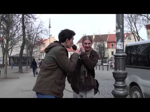 Ar yra Vilniuje gerų žmonių?