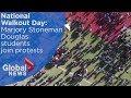 Marjory Stoneman Douglas students join mass walkout MP3