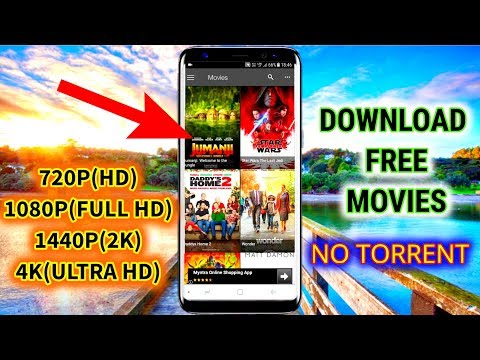 [HINDI] 2018 ||FREE||How to Download Latest Bollywood & Hollywood Movies|| For Free!