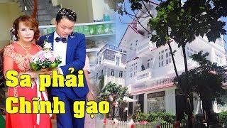 GIA TÀI của cô dâu 61 tuổi ở Cao Bằng khiến ai cũng bất ngờ, chú rể 26 tuổi sa phải chĩnh gạo rồi