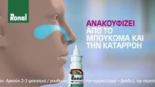 Ronal TV Commercial 2018