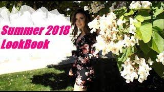 2018 Summer Dresses LookBook