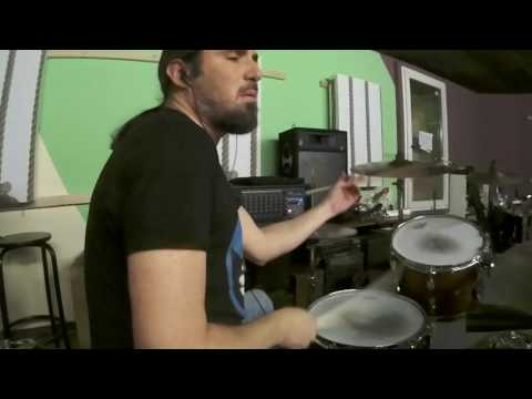 Joscho Stephan/Blues For Tommy(feat.Tommy Emmanuel)/Drum Cover By Flob234