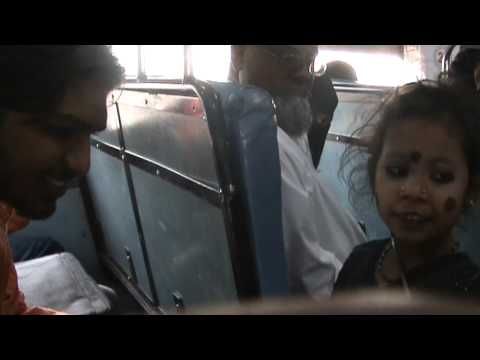Indian Train video