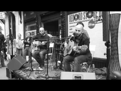 Thumbnail of video Pasajero en el Record Store Day. 21.04.12. Plaza Matute . Madrid