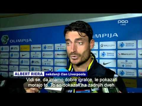 Olimpija-Zavrč 0:2 In Izjava Riere (Prispevek)