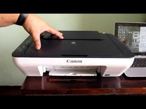 How To Hard Reset Canon Printer Error | How To Save Money ...