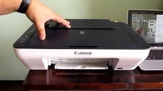 Canon PIXMA Ink Efficient E400 Review - Printer, Scanner & Copier For PHP 3,695 (REUPLOAD)