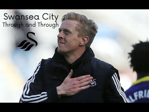Garry Monk - Swansea City Through and Through
