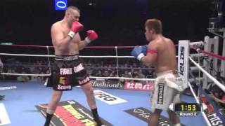 Semmy Schilt vs Kyotaro (K-1 World GP 2010)