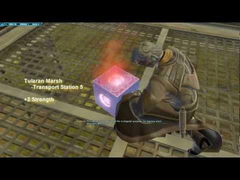 Datacron Locations - Taris (Republic) - Game Cannon SWTOR