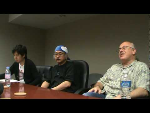 Nobuo Uematsu And Arnie Roth Interview Pt. 1 video