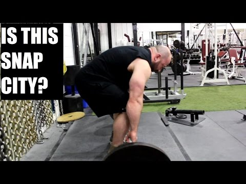 ADVANCED Deadlift Tips: Pulling with a ROUNDED BACK!?!? Image 1