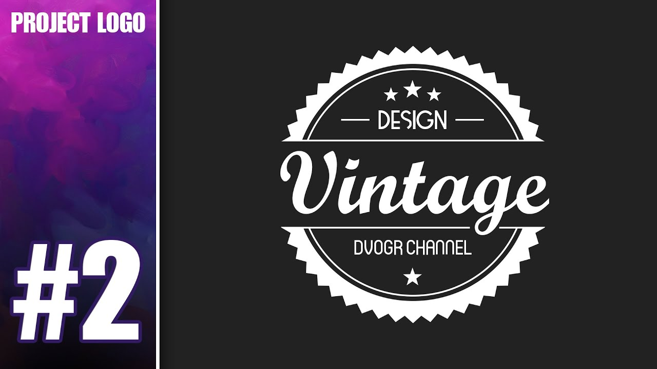 Vintage Retro Design Elements Useful Design Stock Vector