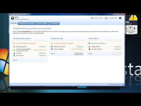AVG PC TuneUp 2014 install and fix problems