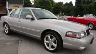 ~~SOLD~~2004 Mercury Marauder For Sale~Rare Silver~Low Miles~New Tires & Brakes~Beautiful Car!
