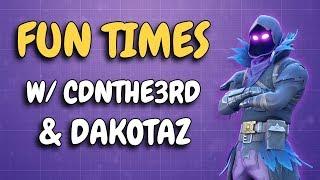 FUN TIMES | Funny game w/ CDNThe3rd & Dakotaz