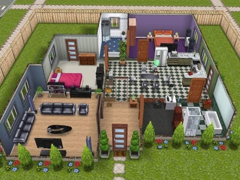 The Mansion- Sims FreePlay App